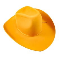 Load image into Gallery viewer, Mustard Yellow Stetson Hat