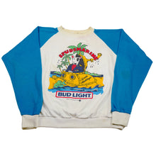 Load image into Gallery viewer, 80's Bud Light Spuds Mackenzie Crewneck Sweatshirt