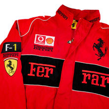 Load image into Gallery viewer, Ferrari Racing Jacket