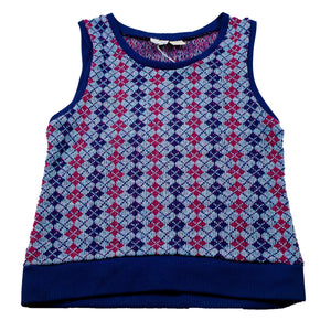 Blue Prior Westerns Women's Tank Top