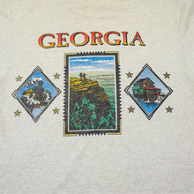 Load image into Gallery viewer, Vintage 90's Georgia Graphic Travel Tee