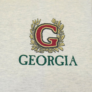 Vintage 90's Georgia Graphic Travel Tee