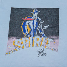 "Load image into Gallery viewer, ""The Spirit"" Comic Character Tee"