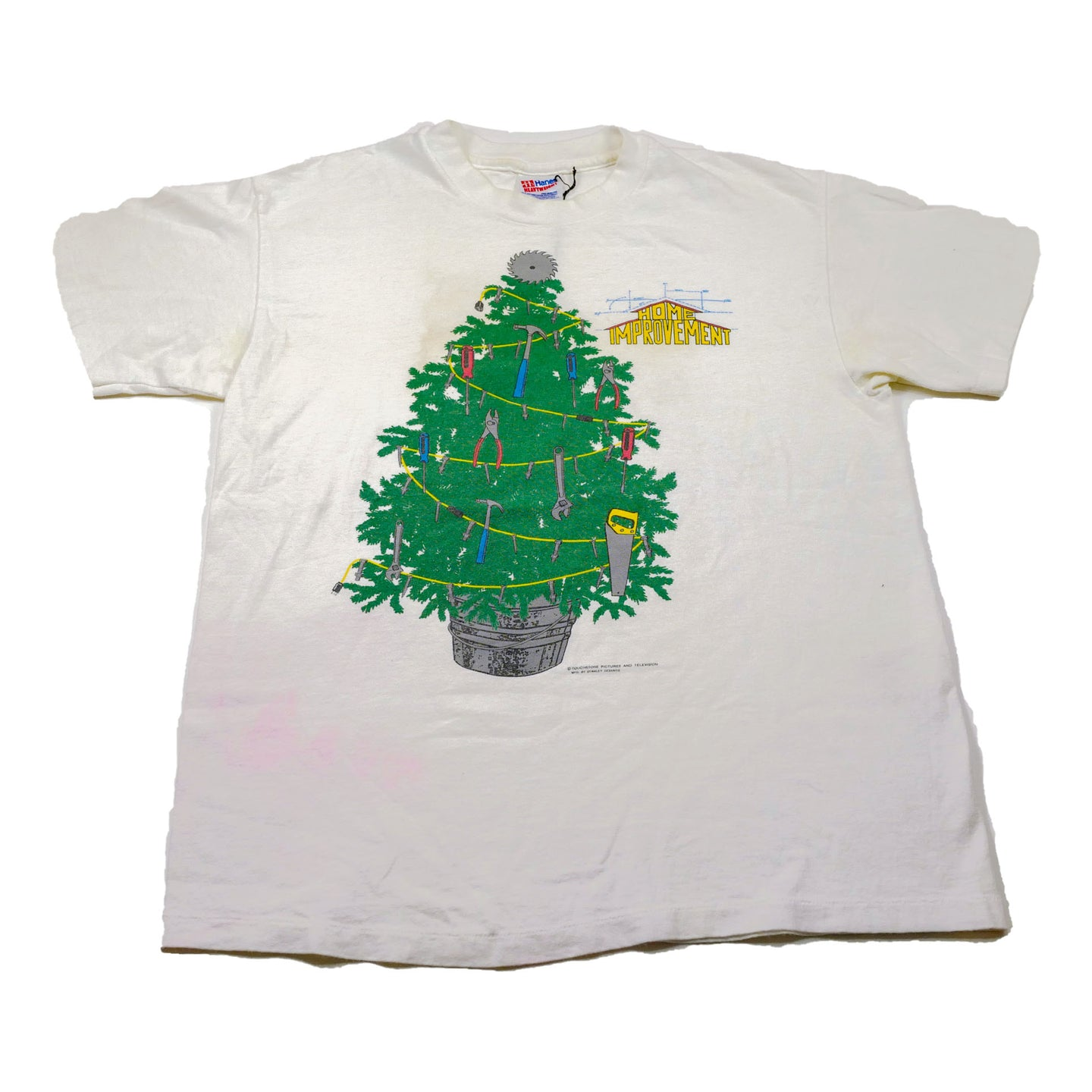 90's Home Improvement Christmas Edition Graphic Tee