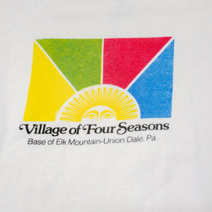 Vintage Village of Four Seasons Sweatshirt