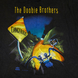 1991 The Doobie Brothers Brotherhood Tour Tee