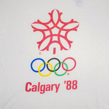 Load image into Gallery viewer, Calgary '88 Olympics Tee