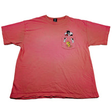 Load image into Gallery viewer, Vintage Tweety and Sylvester Pocket Tee