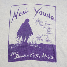 Load image into Gallery viewer, 1993 Neil Young with Booker T or The MG's Tee