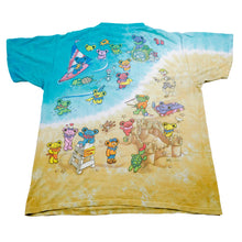 Load image into Gallery viewer, Liquid Blue Grateful Dead Beach Bears Tee