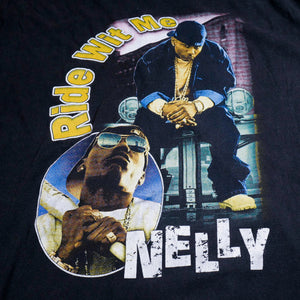 Vintage Nelly Ride With Me Tee
