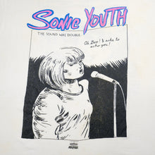 "Load image into Gallery viewer, Vintage Sonic Youth 1991 ""The GOO"" Tee"