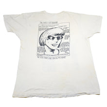 "Load image into Gallery viewer, Vintage Sonic Youth 1991 "" SONIC YOUTH 1991 ""The GOO"" Tee"