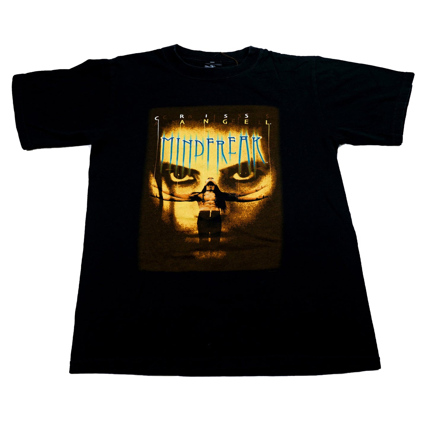 Early 2000's Criss Angel Mindfreak Tee