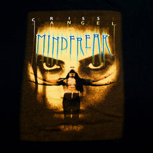 Load image into Gallery viewer, Early 2000's Criss Angel Mindfreak Tee