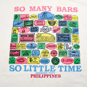 Vintage Angeles City, Philippines Bar Tour Tee