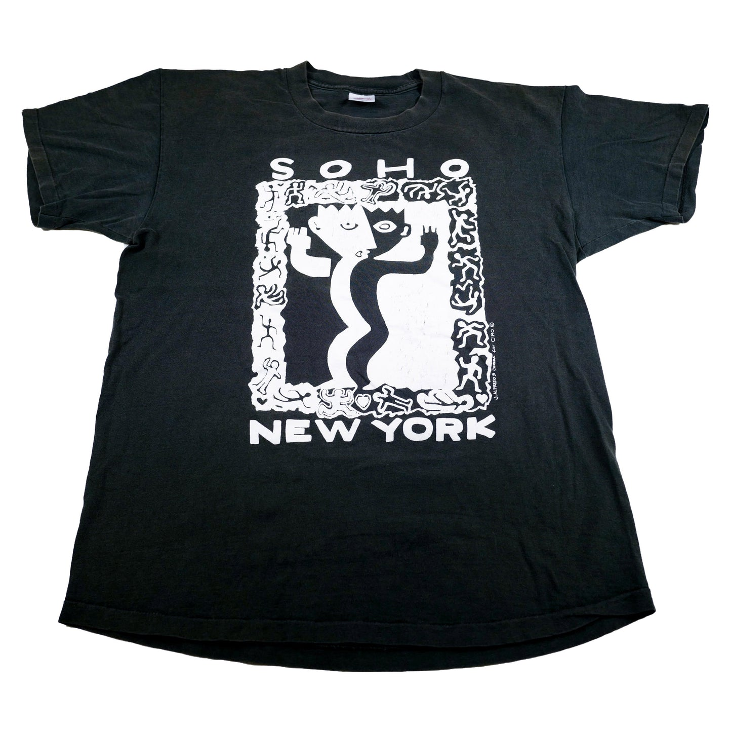 Vintage Soho, New York Correa Tee