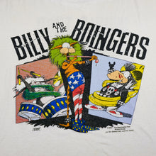 Load image into Gallery viewer, 1987 Billy and the Boingers World Tour Tee