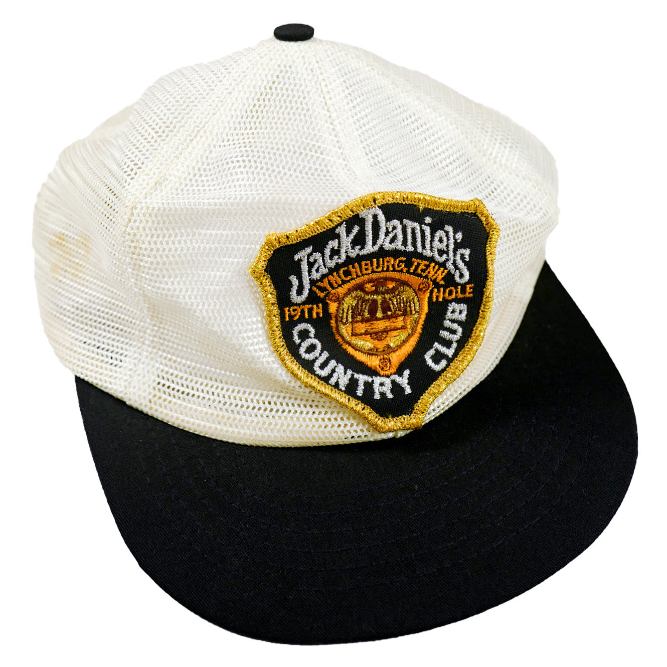 Vintage Jack Daniel's Country Club Hat
