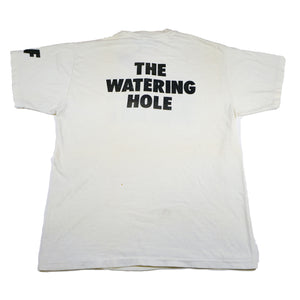 Vintage 90's The Watering Hole 'Danger: Open Hole' Tee