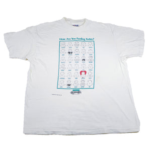 1989 How Are You Feeling Today? Tee