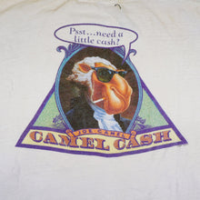 Load image into Gallery viewer, Vintage 80's Camel Cash Tee