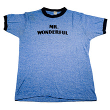 Load image into Gallery viewer, Mr. Wonderful Ringer Tee