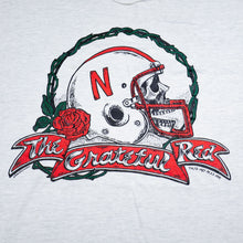 Load image into Gallery viewer, The Grateful Red 1987 Football Skull Tee