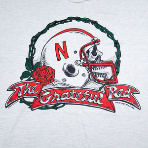 The Grateful Red 1987 Football Skull Tee