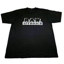 Load image into Gallery viewer, Vintage Early 90's Raw Approach Mad Flow Recordings Projects Hoodz Tee