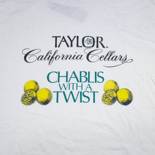 Load image into Gallery viewer, Vintage 90's Taylor California Cellars Tee