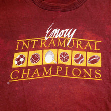 Load image into Gallery viewer, Vintage 80's Emory Intramural Champions Tee