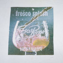 Load image into Gallery viewer, 90's Louis M Martini Fresco Splash Promotional Tee