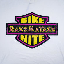 Load image into Gallery viewer, Bike RazzMatazz Nite Vintage Tee