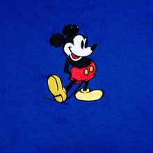 Load image into Gallery viewer, 90's Disney Mickey Mouse Embroidered Tee