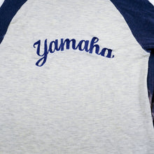 Load image into Gallery viewer, Vintage Distressed Yamaha Ringer 3/4 Tee