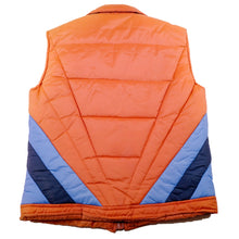 Load image into Gallery viewer, Retro Puffer Outdoor Vest