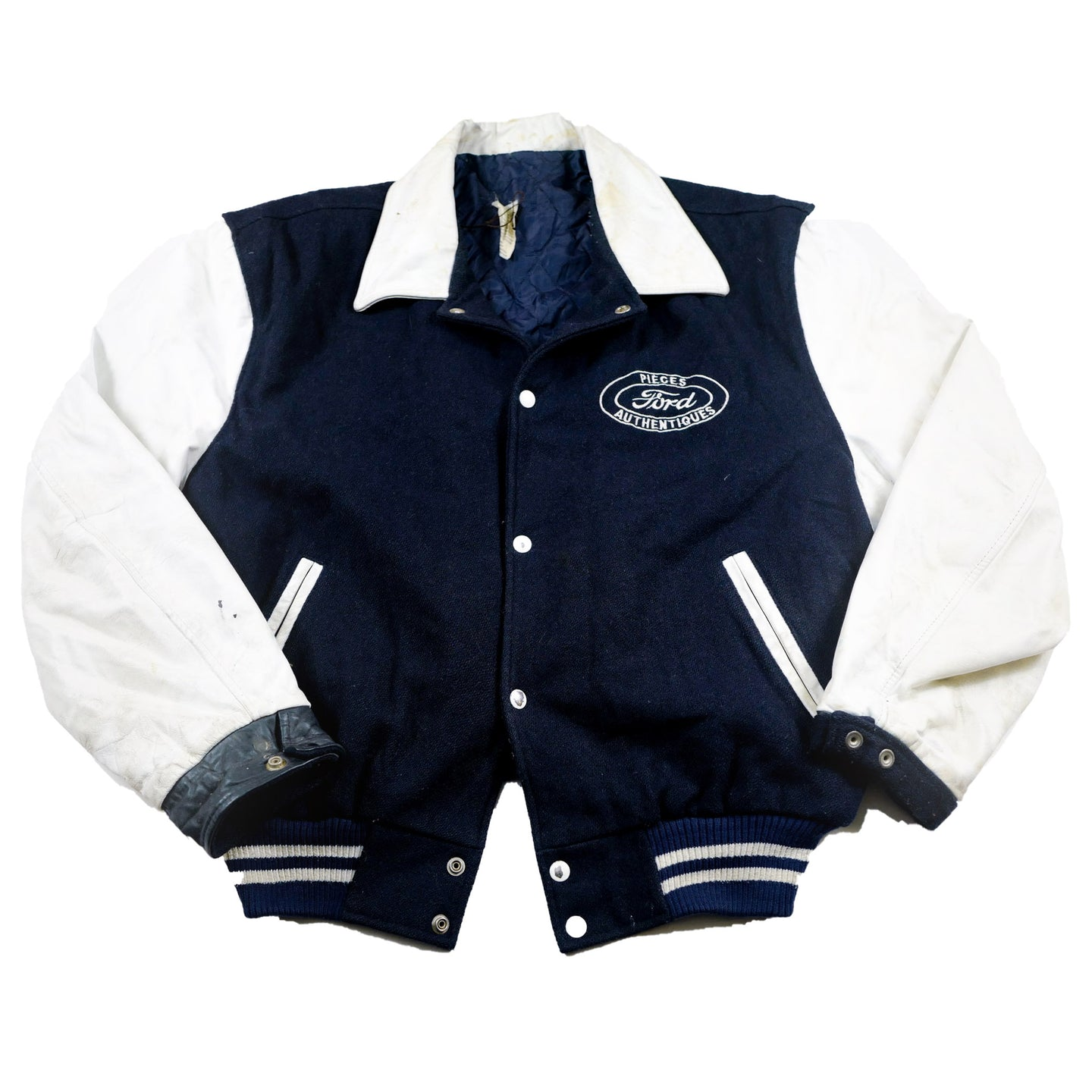 Rare Ford Automotive Authentic Varsity Jacket