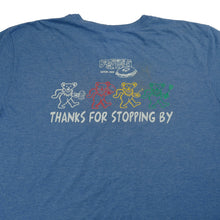 Load image into Gallery viewer, Bagel & Deli Shop Grateful Dead Bear Tee