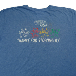 Bagel & Deli Shop Grateful Dead Bear Tee