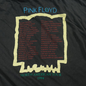 Rare 1994 Pink Floyd North American Tour Tee