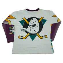 Load image into Gallery viewer, 1995 NHL Mighty Ducks Jersey