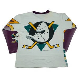 1995 NHL Mighty Ducks Jersey