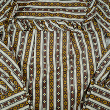 Load image into Gallery viewer, Vintage 70's Deadstock Fenton Westerns Patterned Blouse