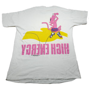 1985 Pink Panther High Energy Tee