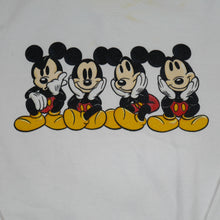 Load image into Gallery viewer, Vintage Disney Sitting Mickey Mouse Sweatshirt