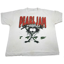 Load image into Gallery viewer, 1995 Pearl Jam Tour Tee