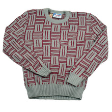 Load image into Gallery viewer, Vintage Scandia Sportswear Patterned Sweater