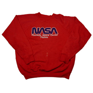 Vintage NASA Kennedy Space Center Florida Sweatshirt