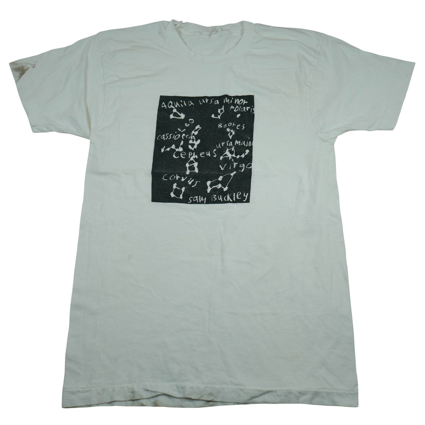 Vintage Single Stitch Screen Printed Constellation Tee